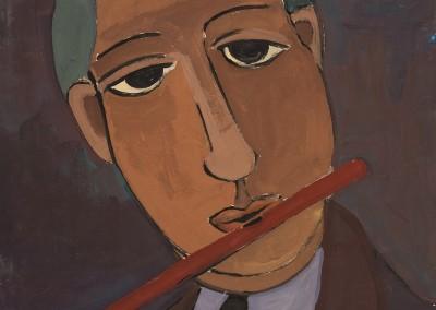 The Flutist (1956)